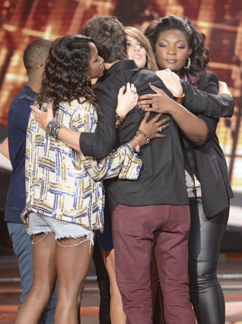 'American Idol' Launches New On-Air Feature: As Elimination Tears Roll, So …