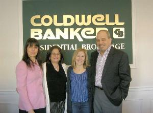 Coldwell honors its top Ridgewood agents