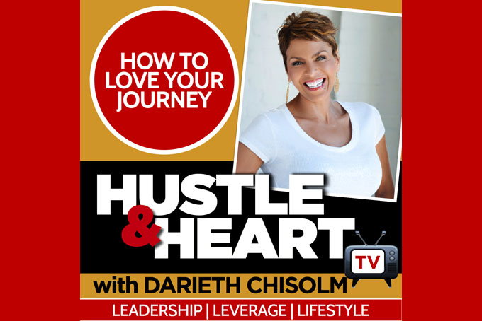 Darieth Chisolm launches podcast for aspiring entrepreneurs and network …