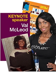 Author, Speaker and 400+ Weight Loss Champion Val McLeod to be Keynote …