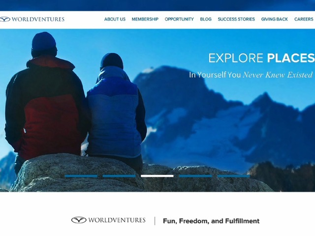 Travel company World Venture's employment pitch has college students asking …
