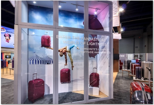 Hill & Partners Brands 12000 Square Feet at International Travel Goods Show in …