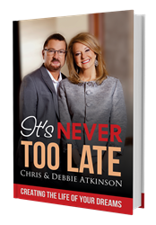 Chis and Debbie Atkinson Announce the Release of Their Debut Work 'It's Never …