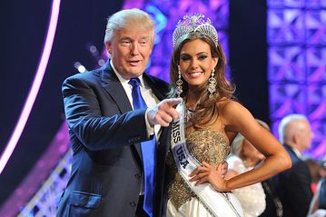 Donald Trump's Miss USA Pageant Lands on Reelz Cable Channel
