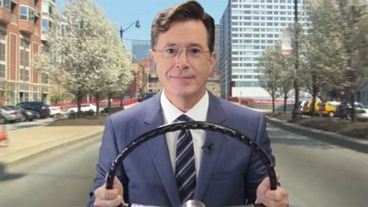 Why Stephen Colbert Could Be CBS' Golden Ticket