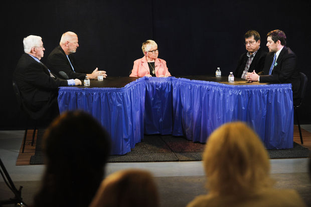 We sent questionnaires to Helena's 5 city commission candidates. Here's how …