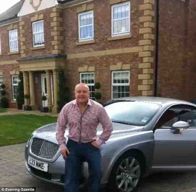 Lee McKenna who posed as 'internet millionaire' was actually Middlesbrough conman