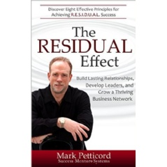 """Best Selling Book, """"The Residual Effect,"""" Is Now Free on Amazon for 5 Days …"""