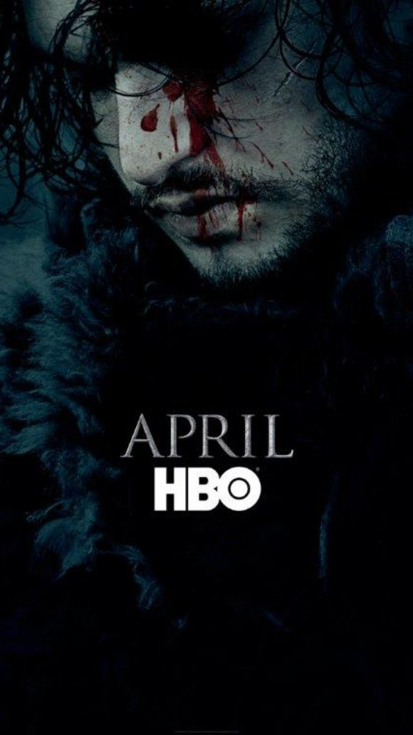 It's Snow joke on a new Game Of Thrones poster