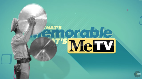Stephen Arnold Music brands MeTV with 'memorable campaign'