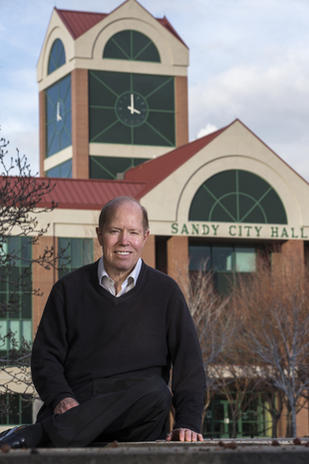 A record run on Sandy's City Council