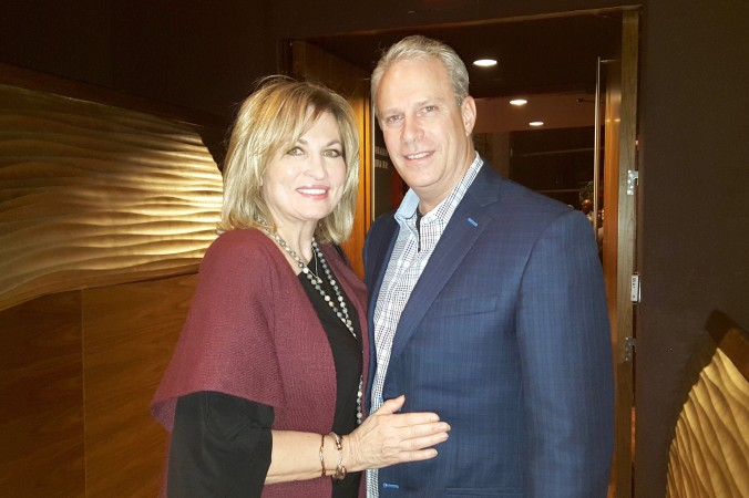 Couple in Dallas Enjoy Shen Yun Dance Movements