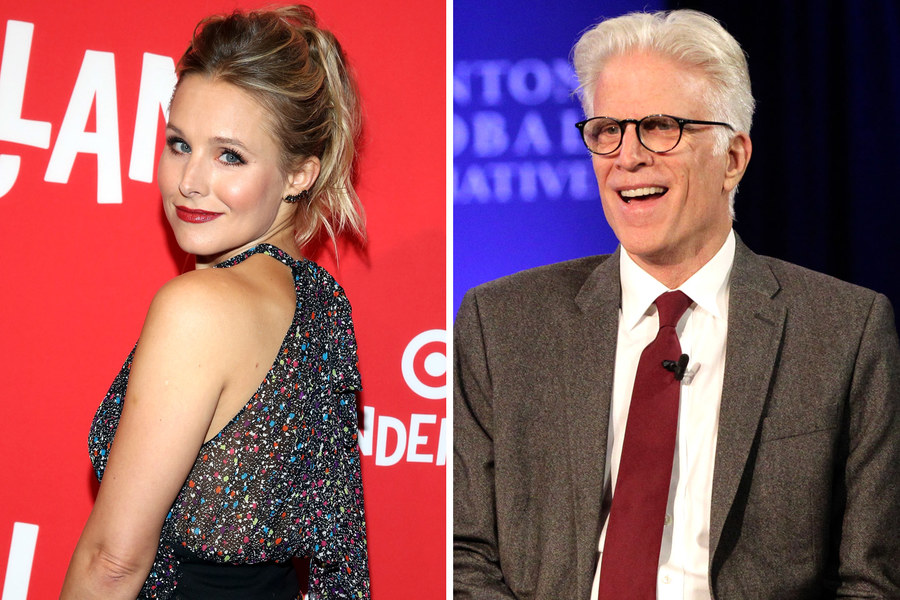 How Kristen Bell and Ted Danson's New Show from Parks and Recreation Creator …