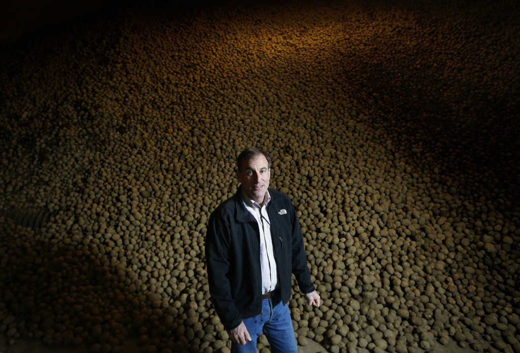Fryeburg farm putting a value on potatoes