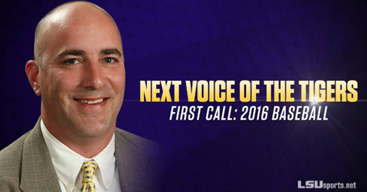 """New """"Voice of the Tigers"""" makes debut tonight"""