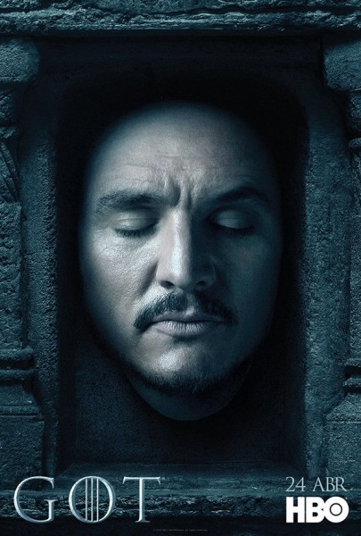'Game of Thrones' Season 6 Character Posters Suggest Everyone Is Dead [Updated]