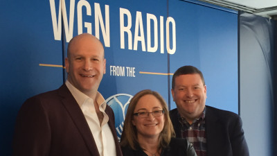 The Wintrust Business Lunch: Ilyce Glink, John Byrne, Tom Gimbel, and …
