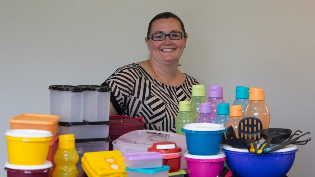 Tupperware leading charge of networking marketing businesses