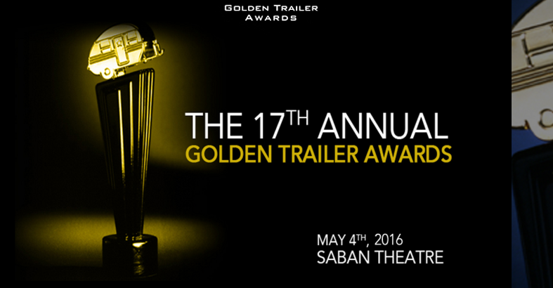 BATMAN V SUPERMAN Among Nominees for 17th Annual GOLDEN TRAILER AWARDS; Full List