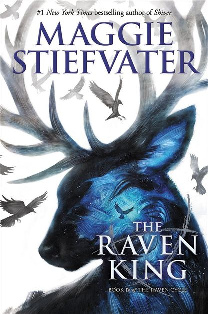 Book review: Long-awaited 'Raven King' ends with a twist