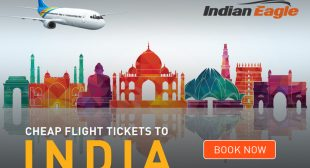 Book Cheap Flight Tickets to India | Indian Eagle