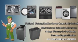 Whirlpool Washing Machine Repair Service Center In Hyderabad