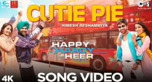 Cutie Pie Song Lyrics