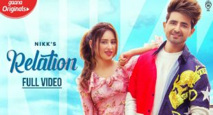 Relation Lyrics – Nikk