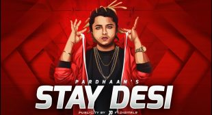 STAY DESI LYRICS – PARDHAAN | ABG | A-SHOCK | Shetty Production