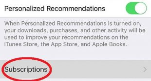 How to Cancel App Subscription in Apple Devices