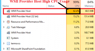 How to Fix WMI Provider Host High CPU Usage on Windows 10?
