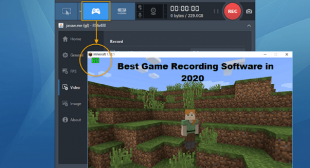Best Game Recording Software in 2020