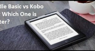 Kindle Basic vs Kobo Nia: Which One is Better?