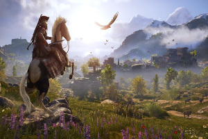 Top 5 Open-World Games to Play Right Now
