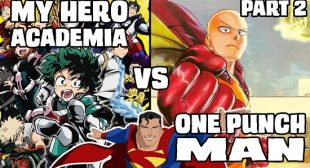 One Punch Man vs My Hero Academia: Which One is Better