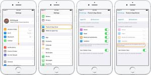 A Guide to Stop Automatic App Updates on iPhone and iPad