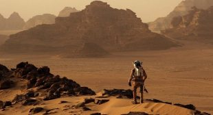 Researchers Are Trying To Turn Mars Into A Green Planet