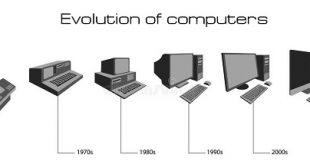 Evolution in the Computer Hardware